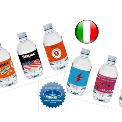 33 cl najczystszej włoskiej wody mineralnej