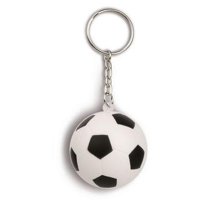 antystres  personalizowany brelok piłka futbolowa