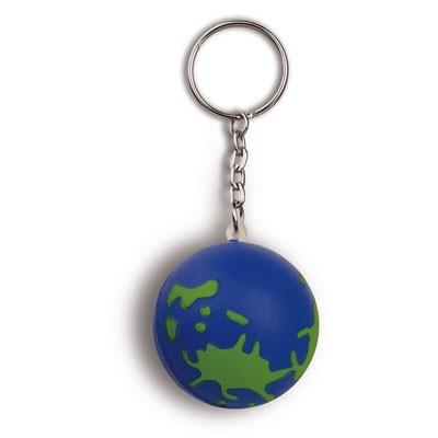 antystres personalizowany brelok planeta ziemia