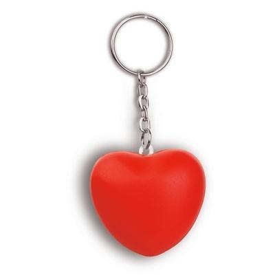 antystres  personalizowany brelok serce