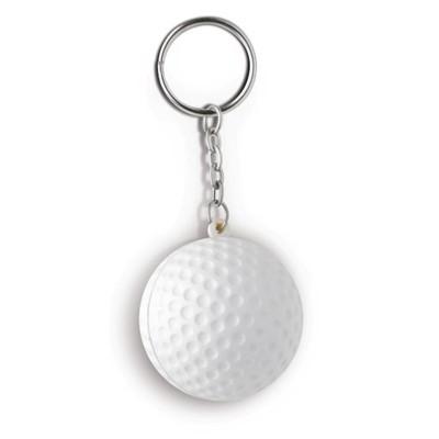 antystres personalizowany brelok piłka do golfa