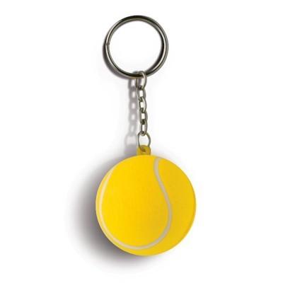 antystres personalizowany brelok piłka do tenisa