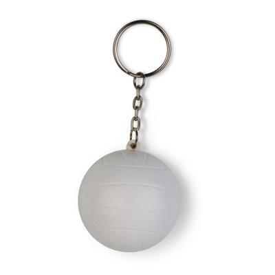 antystres personalizowany brelok piłka wolley