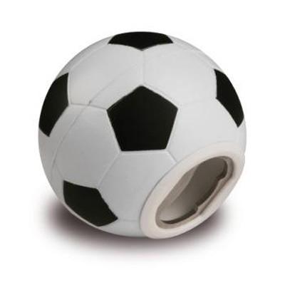 antystres personalizowany piłka futbolowa z otwieraczem do butelek